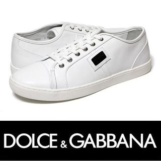 ドルチェアンドガッバーナ(DOLCE&GABBANA)の3 DOLCE&GABBANA 新品本物 スニーカー size 8(スニーカー)