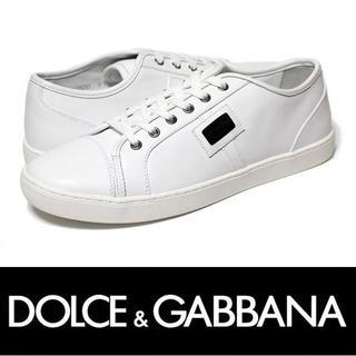 ドルチェアンドガッバーナ(DOLCE&GABBANA)の3 DOLCE&GABBANA 新品本物 スニーカー size 8.5(スニーカー)
