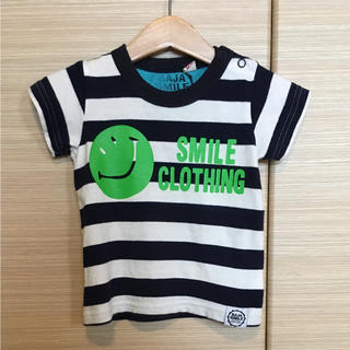 バハスマイル(BAJA SMILE)の✳︎美品✳︎ BAJA SMILE Tシャツ 80㎝(Tシャツ)