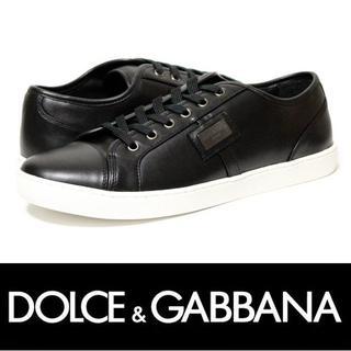 ドルチェアンドガッバーナ(DOLCE&GABBANA)の4 DOLCE&GABBANA 新品本物 スニーカー size 10(スニーカー)