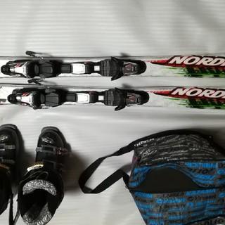 ノルディカ(NORDICA)のノルディカ スキー hert ブーツセット(板)
