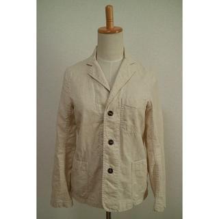 アーメン(ARMEN)のARMEN コットンリネンワークジャケット アーメン work jacket(その他)