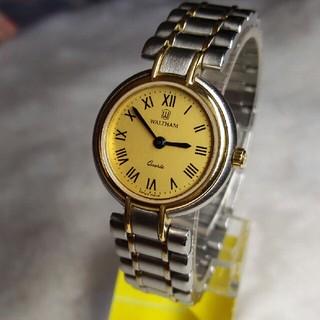 ウォルサム(Waltham)のウォルサム レディースクォーツ (腕時計)