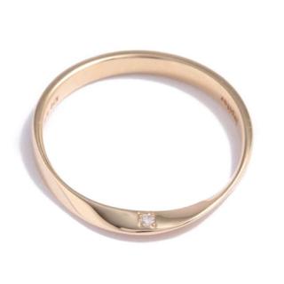 ジュピターゴールドレーベル(jupiter GOLD LABEL)のジュピター♡ピンキーリング(リング(指輪))