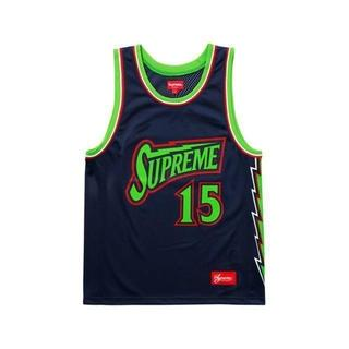 シュプリーム(Supreme)のSupreme Bolt Basketball Jersey(ジャージ)
