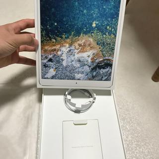 アイパッド(iPad)のIPad pro 10.5 CELLULAR +WIFI sim フリー(スマートフォン本体)