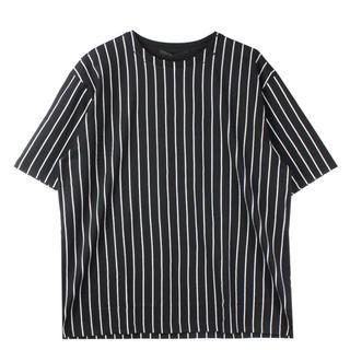 ハイダーアッカーマン(Haider Ackermann)のhaider ackermann ストライプカットソー(Tシャツ/カットソー(半袖/袖なし))