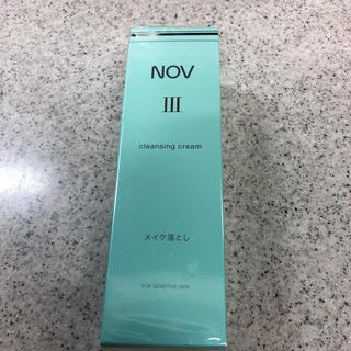 ノブ(NOV)のノブ クレンジングクリーム NOVⅢ(クレンジング/メイク落とし)