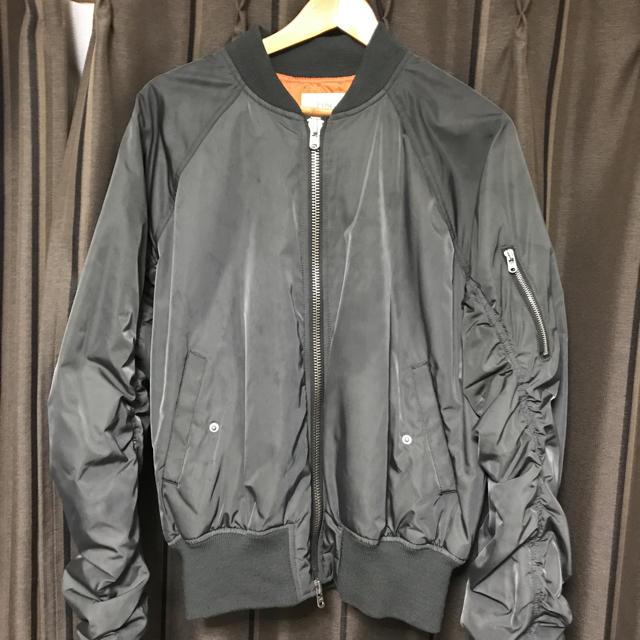 FEAR OF GOD(フィアオブゴッド)のFOG Bomber Jacket  M  メンズのジャケット/アウター(ブルゾン)の商品写真