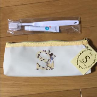 シンデレラ 歯ブラシセット(新品)(歯ブラシ/デンタルフロス)