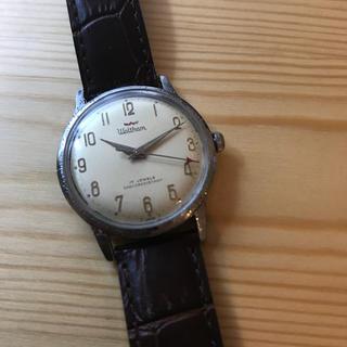 ウォルサム(Waltham)のあいす様専用*時計 ウォルサム 手巻き アンティーク(腕時計(アナログ))