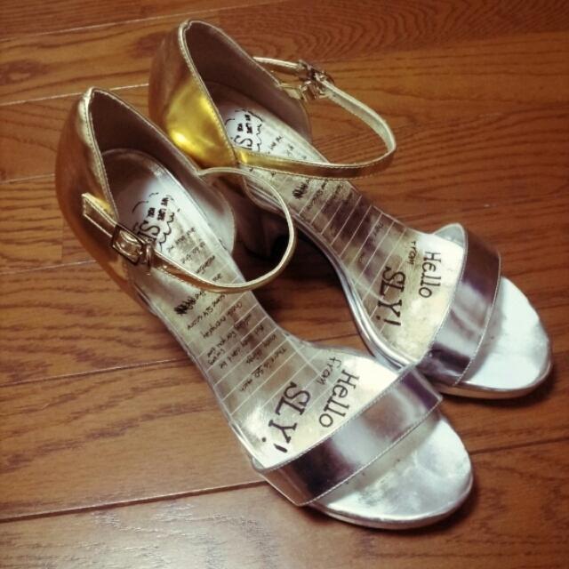 SLY(スライ)の送料込♡SLY サンダル レディースの靴/シューズ(サンダル)の商品写真