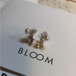 ブルーム(BLOOM)の新品❤️BLOOM ピアス(ピアス)