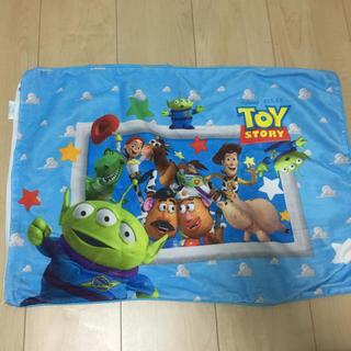 ディズニー(Disney)のトイストーリー 枕カバー 未使用(枕)