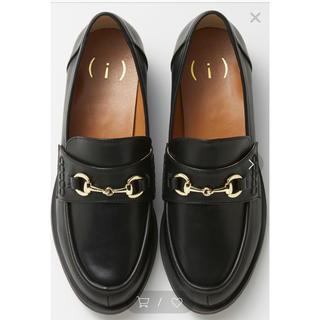 ハコ(haco!)のビットローファー(ローファー/革靴)