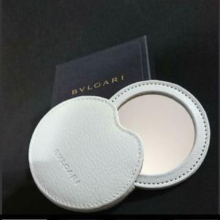 ブルガリ(BVLGARI)のBVLGARI 手鏡 両面ミラー(ミラー)