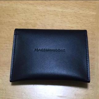 ピースマイナスワン(PEACEMINUSONE)のpeaceminusone コインケース BIGBANG ジヨン(アイドルグッズ)