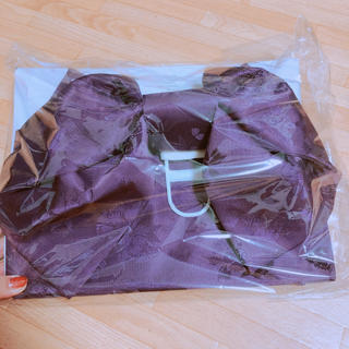 グレイル(GRL)の作り帯 紫(浴衣帯)
