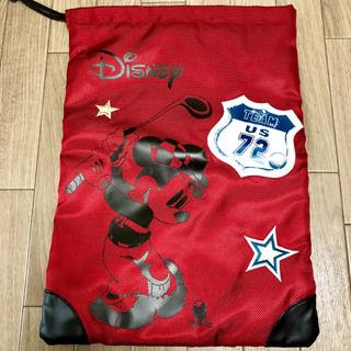 ディズニー(Disney)のディズニー ゴルフシューズ袋 新品(その他)