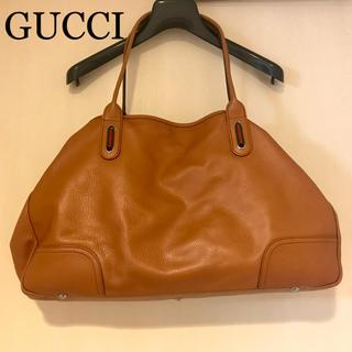 グッチ(Gucci)のGucci 本革 トートバッグ(トートバッグ)