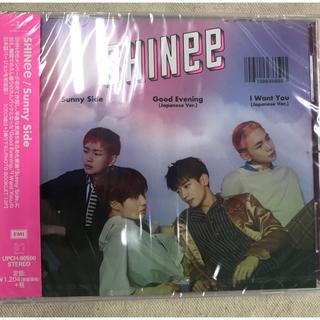 シャイニー(SHINee)のSHINee Sunny side 通常盤 オマケあり(K-POP/アジア)
