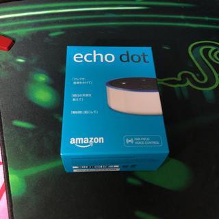 エコー(ECHO)のAmazon echobot(スピーカー)