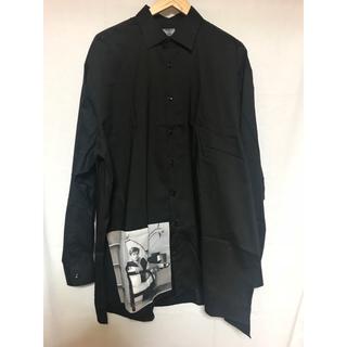 ラフシモンズ(RAF SIMONS)のCruffin printed shirts(シャツ)