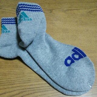 アディダス(adidas)のあんてつ様専用✨アディダス❇靴下・新品未使用⚠タグ無し(ソックス)