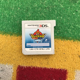 ニンテンドー3DS(ニンテンドー3DS)の妖怪ウォッチ 白犬隊  ケース無し(家庭用ゲームソフト)