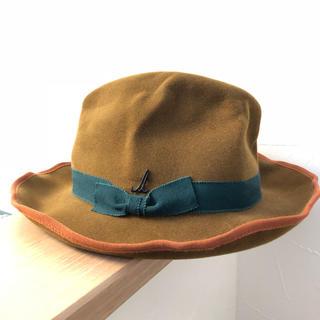ジャーナルスタンダード(JOURNAL STANDARD)のMUHLBAUER ハット ミュールバウアー 帽子(ハット)
