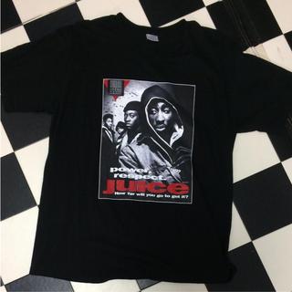 スヌープドッグ(Snoop Dogg)の【期間限定格安出品】2pac tシャツ(Tシャツ/カットソー(半袖/袖なし))