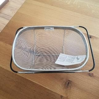 イケア(IKEA)のIKEA 水切りかご ザル(収納/キッチン雑貨)