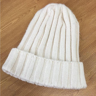 メゾンドリーファー(Maison de Reefur)のニット帽 メゾンドリーファー(ニット帽/ビーニー)