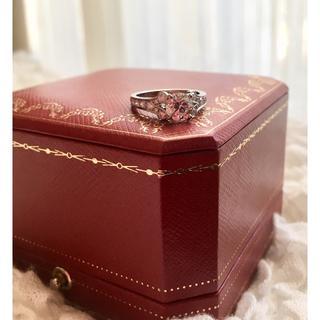 カルティエ(Cartier)のカルティエ バレリーナ 0.72ct ②(リング(指輪))