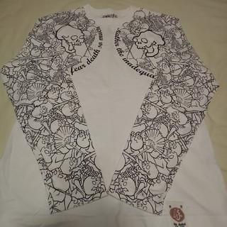 バクレツランマンムスメ(BAKURETU-RANMAN-MUSUME(B-R-M))の爆裂爛漫娘 ロングTシャツ(Tシャツ/カットソー(七分/長袖))