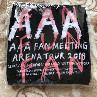 トリプルエー(AAA)の(諒様専用✨)AAA FFF マフラータオル 顔写真(タオル)