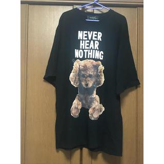 ミルクボーイ(MILKBOY)のMILKBOY Tシャツ くま 黒(Tシャツ/カットソー(半袖/袖なし))