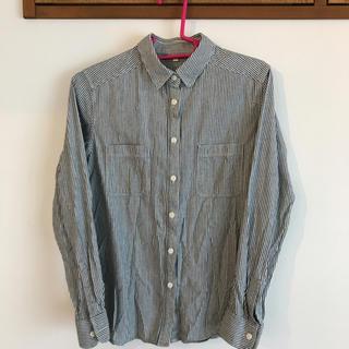 ムジルシリョウヒン(MUJI (無印良品))の無印のシャツ(シャツ/ブラウス(長袖/七分))