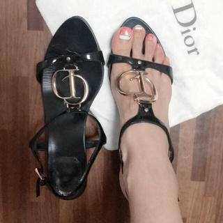 ディオール(Dior)の確認用(ハイヒール/パンプス)
