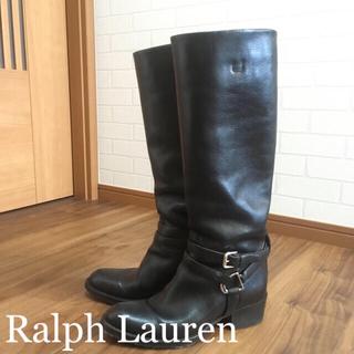 ラルフローレン(Ralph Lauren)の高級ライン Ralph Lauren Collection ロングブーツ(ブーツ)