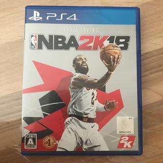 プレイステーション4(PlayStation4)のNBA2K18 PS4(家庭用ゲームソフト)