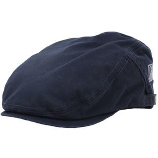 ジーティーホーキンス(G.T. HAWKINS)のG.T.HAWKINS GTホーキンスハンチング コットンツイル★ネイビー新品(ハンチング/ベレー帽)