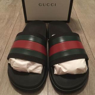 グッチ(Gucci)のGUCCI グッチ サンダル 27cm(サンダル)