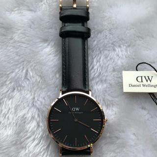 ダニエルウェリントン(Daniel Wellington)のダニエルウェリントン 腕時計 40MM ローズゴールド お値下げ‼️(腕時計(アナログ))