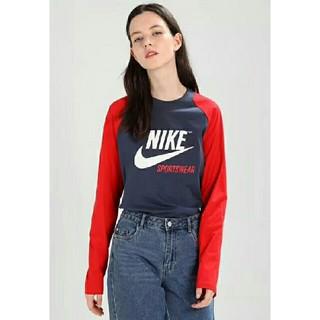 ナイキ(NIKE)のnike  Tシャツ コットン(Tシャツ(長袖/七分))