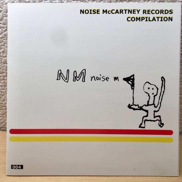 NOISE McCARTNEY RECORDS COMPIL...