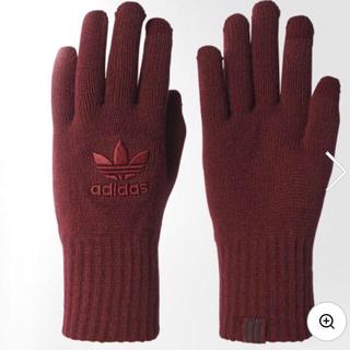 アディダス(adidas)の【新品】アディダスオリジナルス♡手袋スマートフォン対応(手袋)