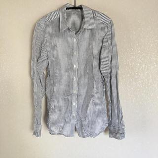 ムジルシリョウヒン(MUJI (無印良品))の無印良品 ☺︎ リネンシャツ(シャツ/ブラウス(長袖/七分))