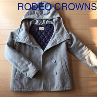 ロデオクラウンズ(RODEO CROWNS)のRODEO CROWNS アウター(ピーコート)