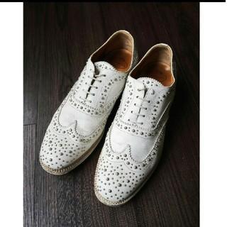チャーチ(Church's)のchurch's チャーチ バーウッド スタッズ 39(ローファー/革靴)